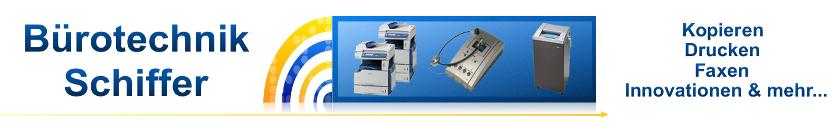 Bürotechnik Schiffer Logo